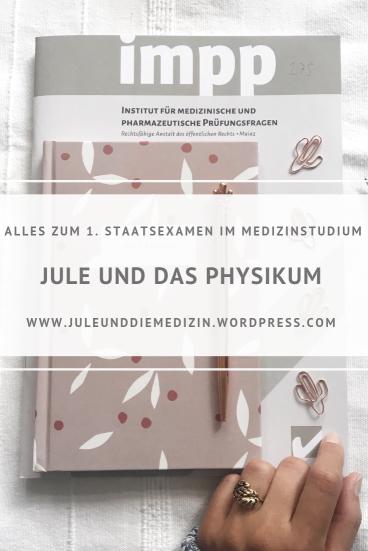 Jule Und Das Physikum Kopie 2
